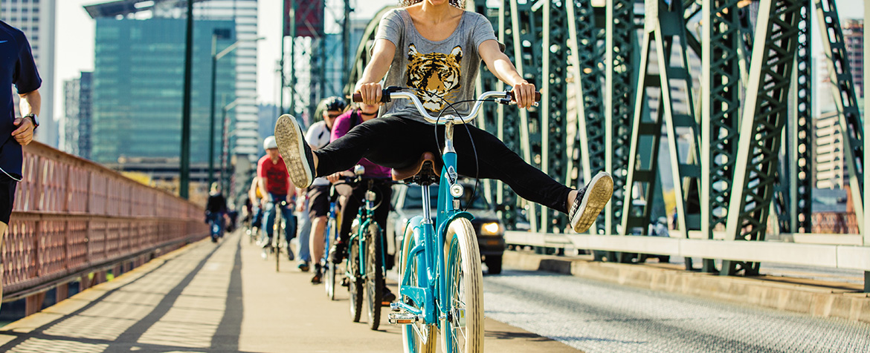 Vélo confort